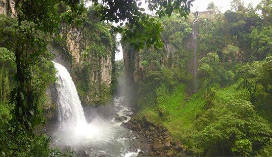 Cascada de Texolo