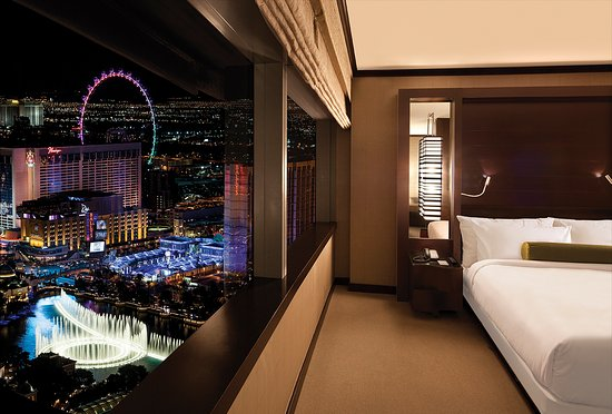 Fountain View Studio Suite Picture Of Vdara Hotel Amp Spa