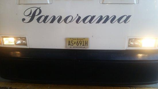 Murfreesboro, TN: Bus Company & License Plate