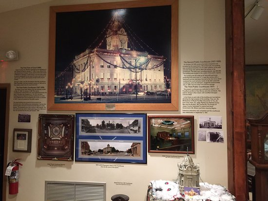 Newton, IA: Jasper County Historical Museum