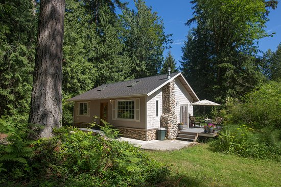 A Hidden Haven Bed and Breakfast : Cottages