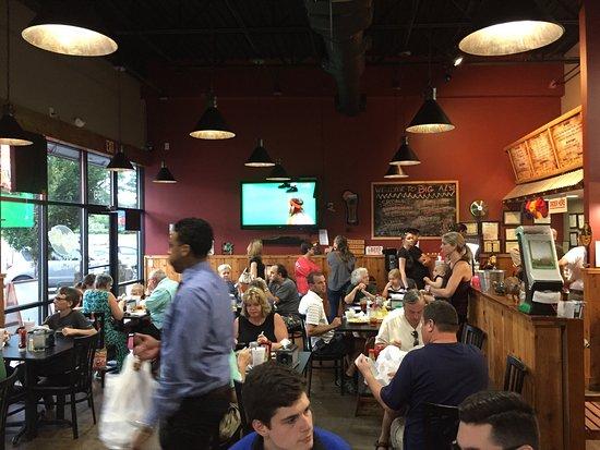 Wake Forest, Carolina do Norte: Big Al's BBQ & Catering