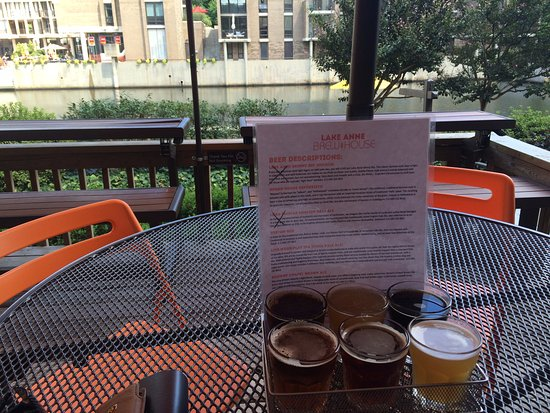 Lake Anne Brewery照片