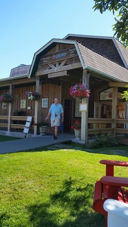 Cobble Hill, Kanada: 20160820_000449_large.jpg