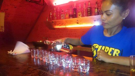 Chiang Khong, Thailand: The Hub Pub