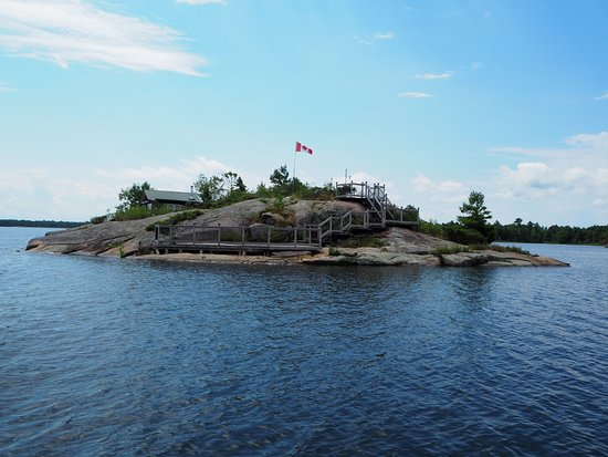 Georgian Bay Islands National Park of Canada