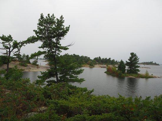 Honey Harbour, Canadá: Georgian Bay Islands National Park of Canada