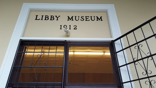 Libby Museum Photo