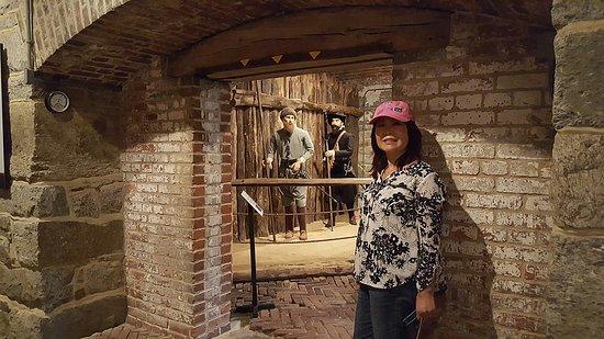 Fort Monroe's Casemate Museum: 20160819_144104_large.jpg