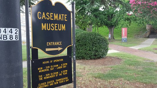 Fort Monroe's Casemate Museum: 20160819_143159_large.jpg