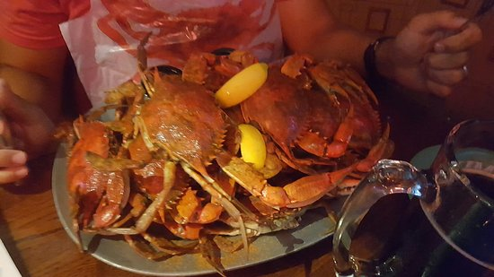 O'Quigley's Seafood Steamer & Oyster Sports Bar: 20160819_184753_large.jpg