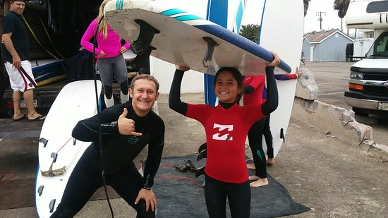 Sandbar Surf School: Had a Blasts and got the Surf Bug 😄