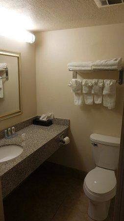 Evanston, WY: a QUALITY inn !