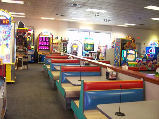 Chuck E Cheese S Buford Photos Amp Restaurant Reviews