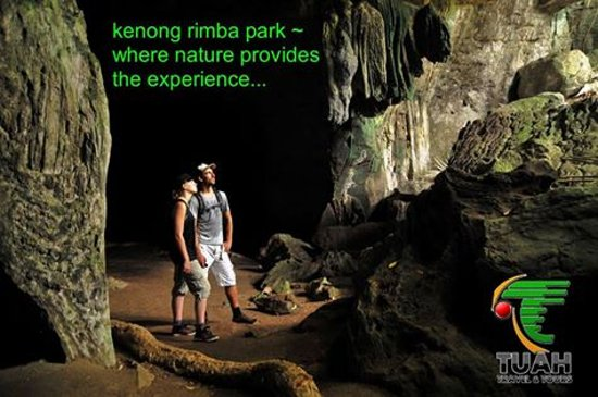 Kuala Lipis, Malaysia: our cave