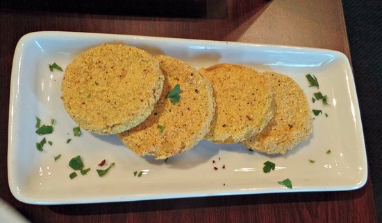 Menominee, MI: Fried green tomatoes