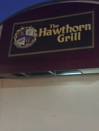 Kettering, OH: The Hawthorn Grill