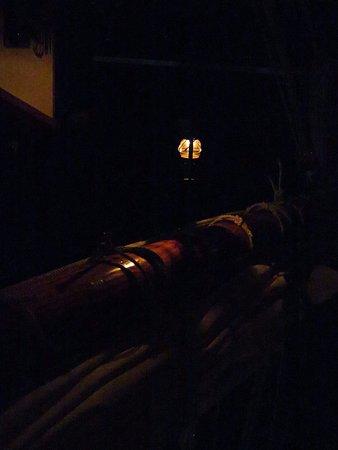 Ρόκλαντ, Μέιν: Evenings lit by kerosene lanters