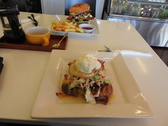 Moe, Australia: Lunch