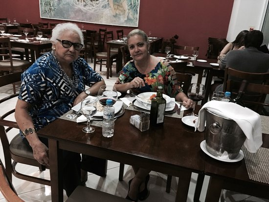 Itacurussa, RJ: Ristorant Bistro Montblanc