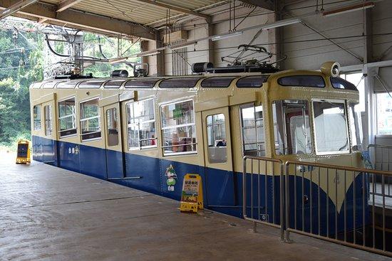 Ikoma, Japan: この車両は展示のみです