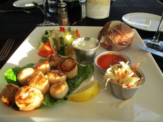 Eastport, Kanada: Fresh delicious seafood