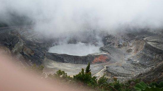 Poas Volcano National Park照片