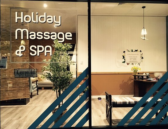 Holiday Massage and SPA