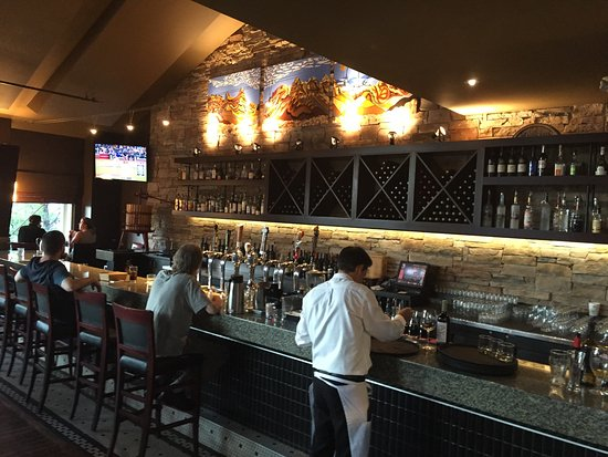 Murrieta's Bar & Grill: The Bar.