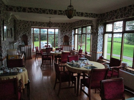 Cavangarden House : Breakfast room
