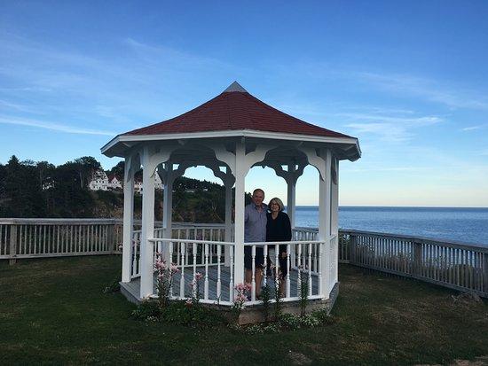 Keltic Lodge Resort & Spa: Gazebo perfect for photo ops