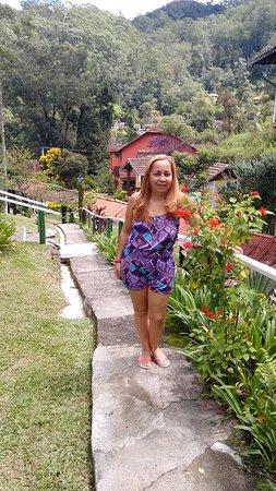 Hotel Garlipp: Belo Jardim