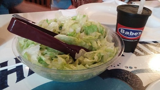 Garland, TX: Tasty Salad