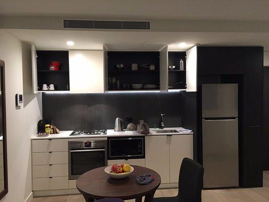 Ярра, Австралия: open kitchen