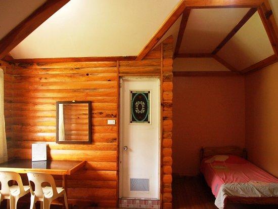 Kabayan, Filipina: Room Pucay (Dorm w/ BR)