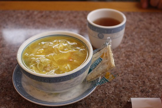 Egg Flower Soup - Picture of Tai's Dynasty, North Bend - TripAdvisor