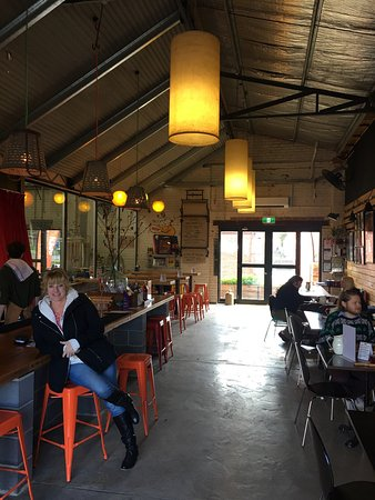 Castlemaine, Australia: The Tap Room