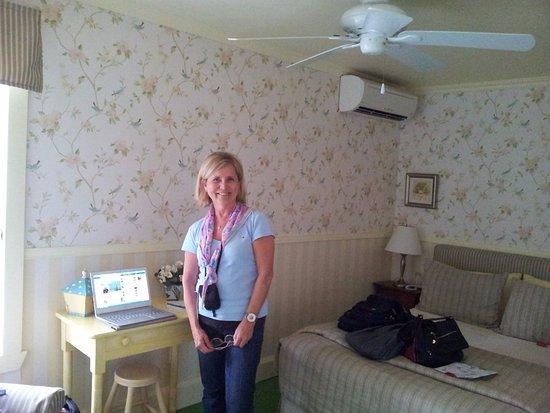 La Raveaudière: o quarto
