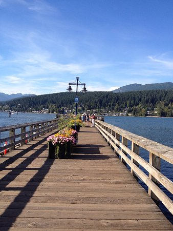 Port Moody, Kanada: Just a glimpse of the beauty at this amazing park