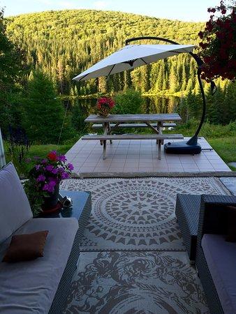 Val-des-Lacs, Canadá: La Maison de Charlena