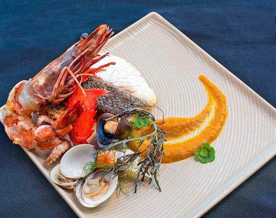 Ballina, Australien: seafood