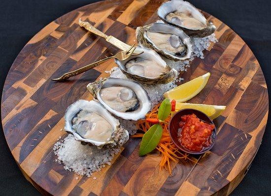 Ballina, Australien: oyster