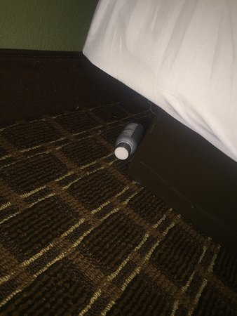 Baymont Inn & Suites Peoria: Filthy.