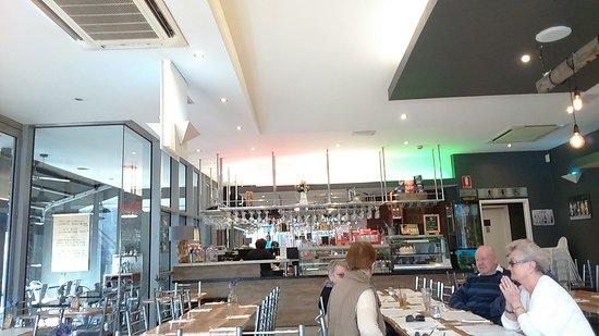 Sunbury, أستراليا: restaurant
