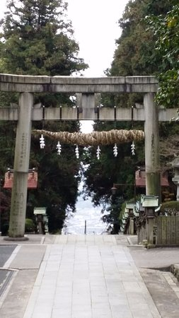 Ikoma, Giappone: 生駒山駐車場より
