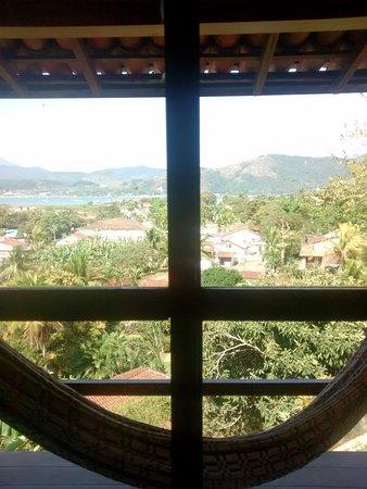 Pousada Morro do Forte: Vista Maravilhosa