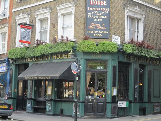 The old ivy house london restaurant bewertungen for The ivy house