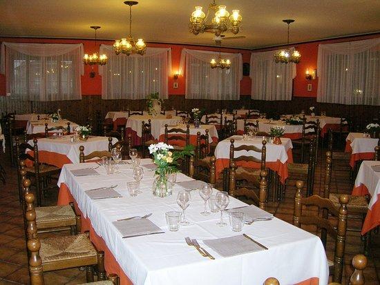 Salgareda, Italia: Grande sala per banchetti e cerimonie