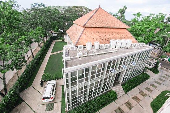 Malaka Hotel: Hotel Building