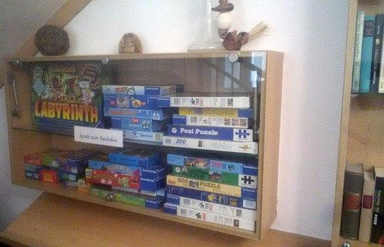 Turracher Hohe, Østerrike: Angolo dei giochi da tavolo